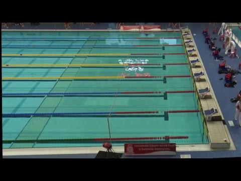 Lancashire County Swimming Championships 2018 Session 7