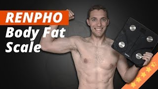 Renpho Bluetooth Body Fat Smart Scale Review