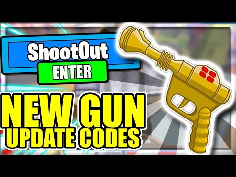 Roblox Weapon Kit Codes 2020 Shoot Out Codes Roblox October 2020 Mejoress