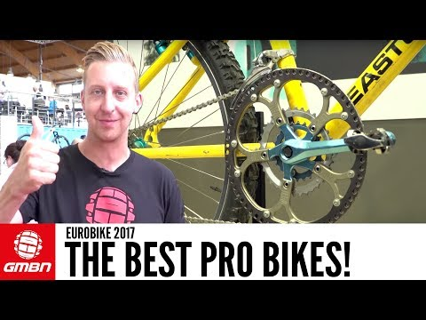 Eurobike 2017: The Best Pro & Retro Mountain Bikes On Show