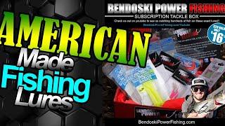 American Made Fishing Lures Bendoski Power Fishing Where are Bendoski Power Fishing Lures Made