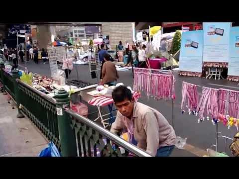 Bangkok Protest and Tourism - 3