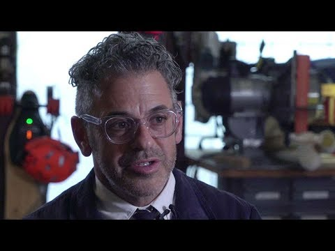Interview with advice from American artist Tom Sachs