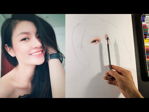 How To Sketch A Face - DP Truong