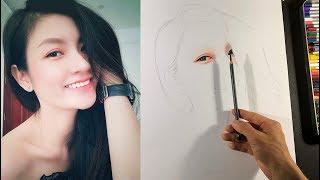 How To Sketch A Face - DP Truong