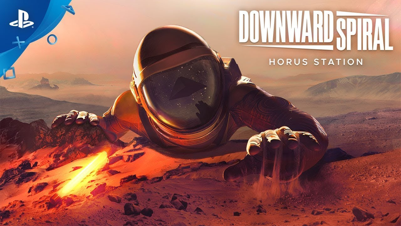 Downward Spiral: Horus Station – Out Now | PS4