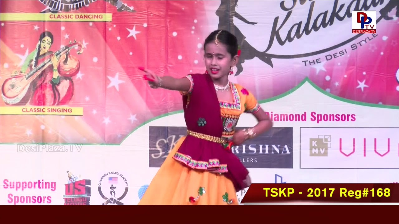 Finals Performance - Reg# TSK2017P168 - Texas Star Kalakaar 2017