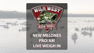New Melones Pro Am Day 2 Live Weigh In