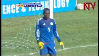 EKIKOPO KYA CECAFA: Uganda egudde draw nne Burundi