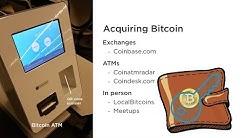 Bitcoin Basics: How to Buy and Store Bitcoin