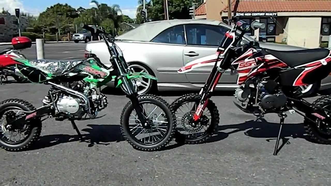 Pit Bike vs Dirt Bike