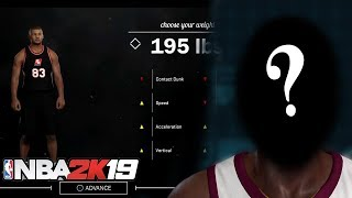 What do we know about NBA 2K19? What about body types?