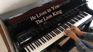 He Lives in You - Lion King II