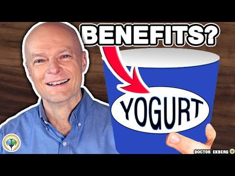 Yogurt Benefits For Health
