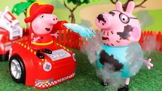 Peppa Pig Toys 🐷  New compilation of Peppa Pig! 😆😆
