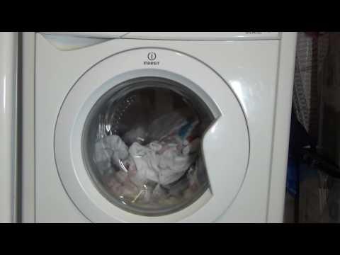 Indesit Start IWC6165 : Cotton Extra rinse option (Pt 10/14)
