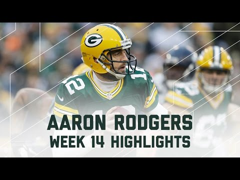 Aaron Rodgers Picks Apart Seahawks for 3 TDs! | Seahawks vs. Packers | NFL Week 14 Player Highlights