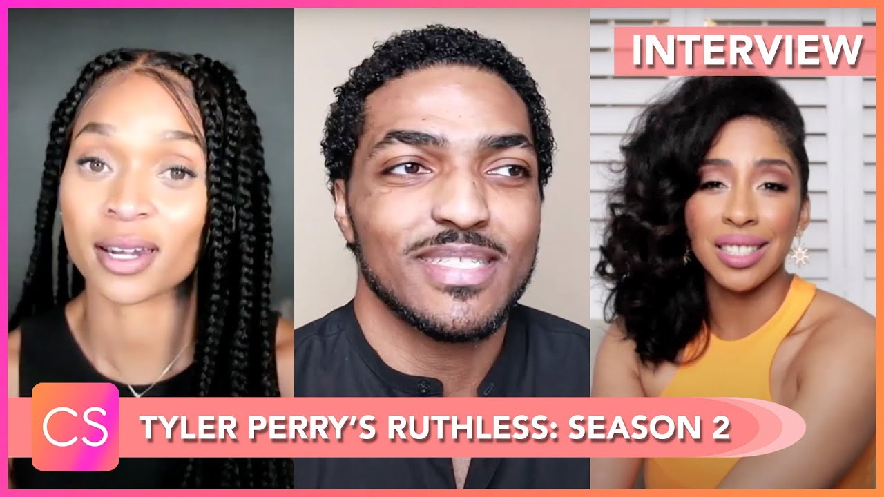 Download Tyler Perry's RUTHLESS - Season 2 Cast Interviews