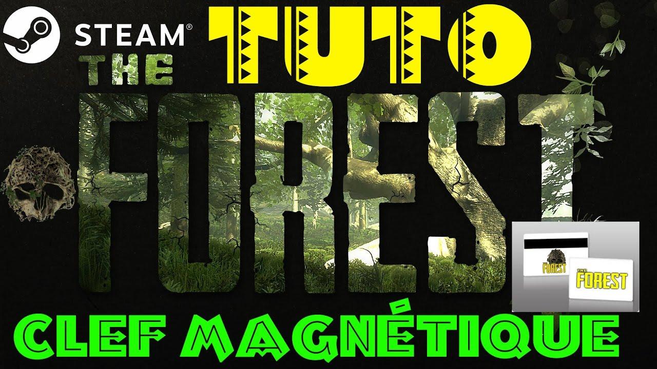 Personnes notables The Forest TUTO (Comment trouver la Carte Magnétique) - YouTube LD99