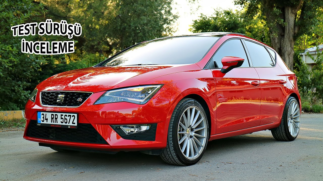 seat leon fr 1 4 tsi act 150 ps nceleme test s r youtube. Black Bedroom Furniture Sets. Home Design Ideas