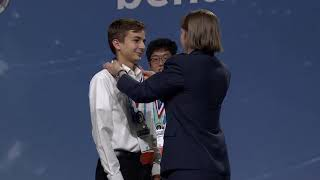 Intel ISEF 2018 Special Awards Ceremony