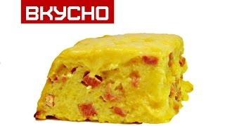 Блюда из картофеля / Картофельный пудинг / Dishes from potatoes