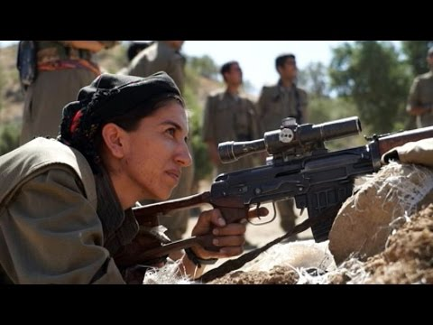 EXCLUSIVE - A rare look inside the Kurdish rebel movement: PKK, war on all fronts