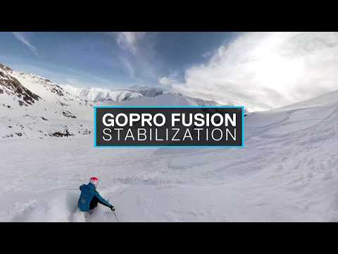 GoPro: Fusion Quick Start - Stabilization