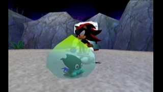 How To Make a Shadow Chao In Sonic Adventure 2 Battle