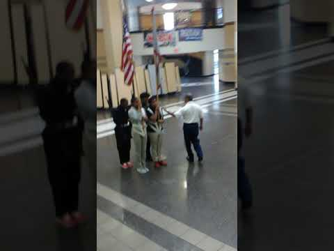 East English Village Preparatory Academy Color Guard