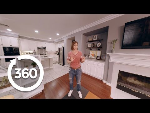 360 Tour of Ty and Carter's Trading Spaces Rooms