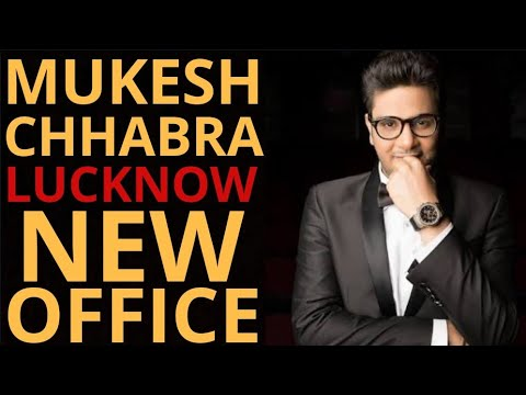 Mukesh Chhabra Lucknow New Office | MCCC | Lucknow Office |
