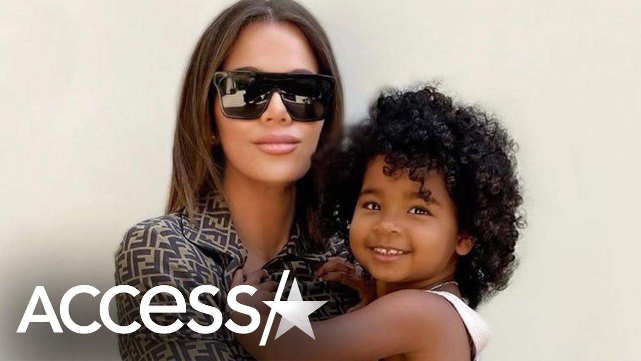 Khloe Kardashian Talks About Race w/ Daughter True