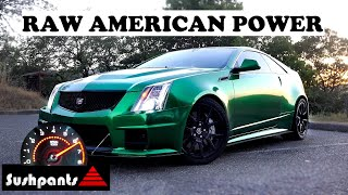 Sweet Sound Special #1: 650HP CTS-V on the touge!