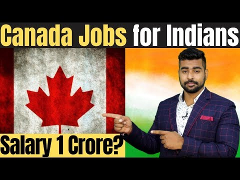 How to get Job in canada from India | Settle in Canada | Canada PR | WorkVisa | Part Time Jobs- 2020