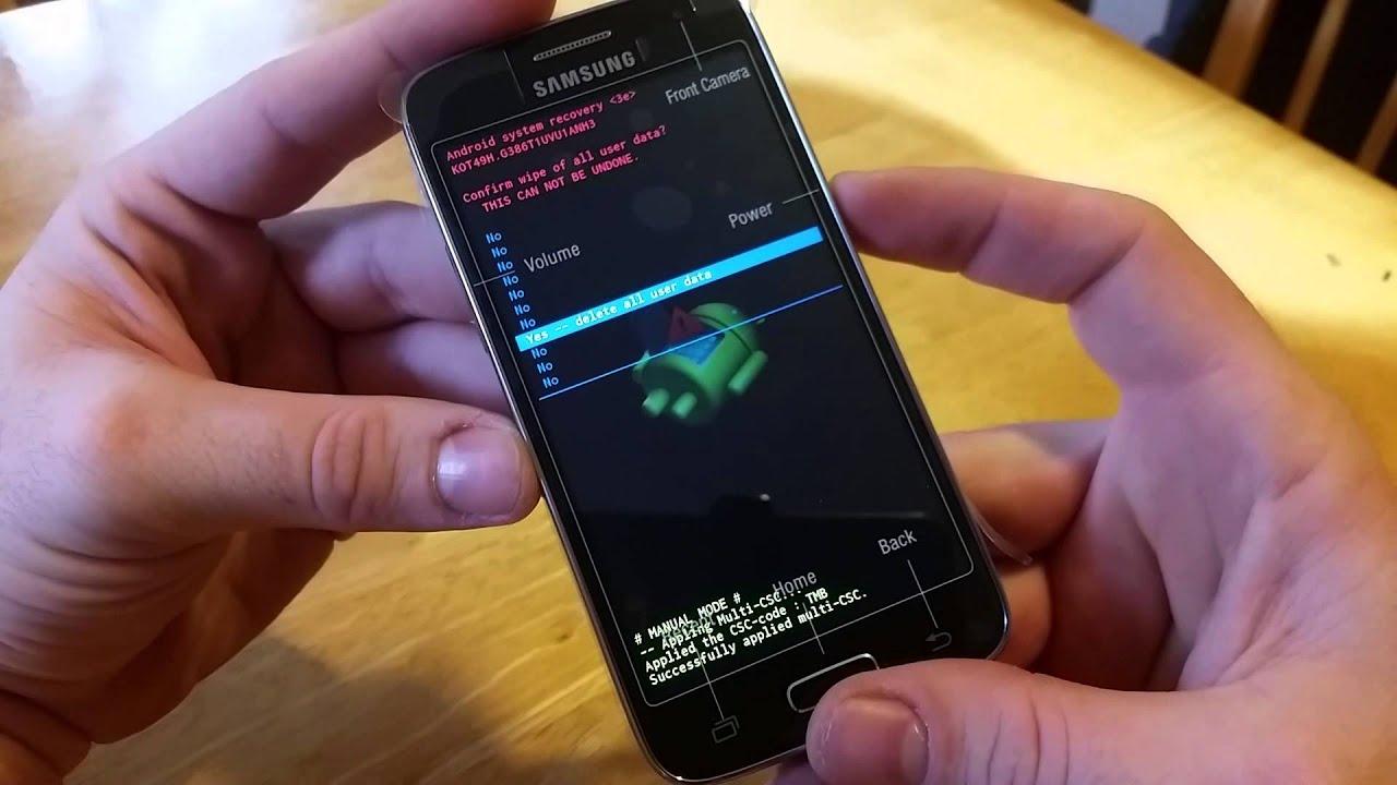 Hard Reset SAMSUNG G386T Galaxy Avant - HardReset info
