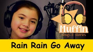 Repeat youtube video Rain Rain Go Away | Family Sing Along - Muffin Songs