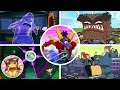 All Boss Fights & Final Boss - Phineas and Ferb Across the 2nd Dimension (Disney Movie Game) [1080p]
