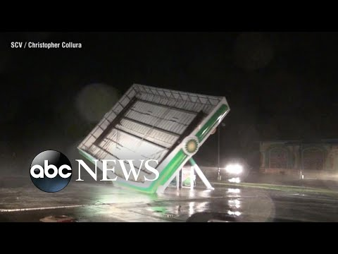 Hurricane Florence continues to pound the Carolina coast