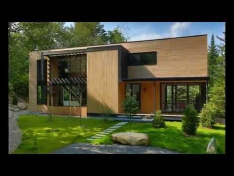 Дизайн деревянного дома внутри и снаружи. Красивые интерьеры деревянных домов.
