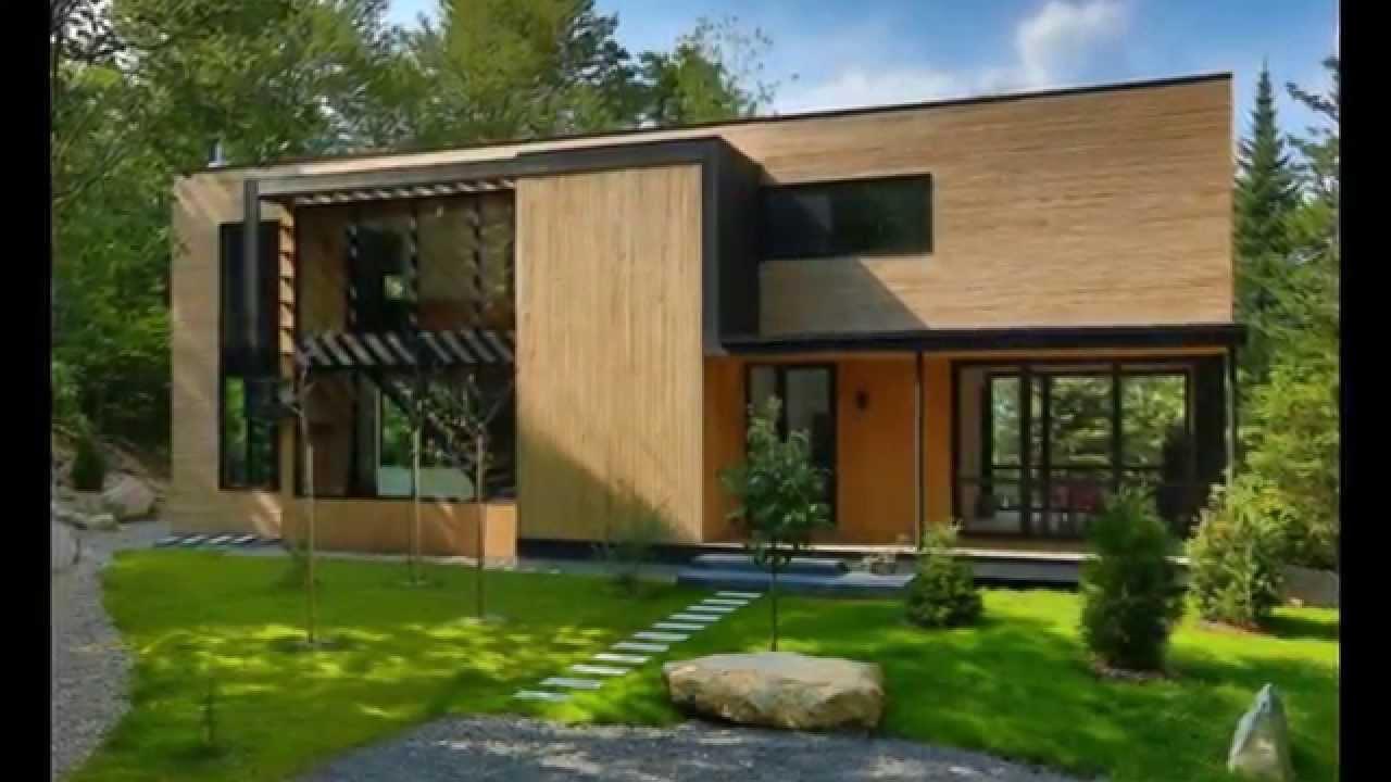 Красивые дома внутри и снаружи в майнкрафте - d9