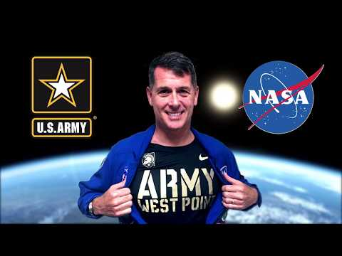 Meet Astronaut & Soldier for Life Shane Kimbrough