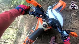POTRZEBNA INHALACJA  | KTM EXC 300 / EnduroGuma & MotoBoyz