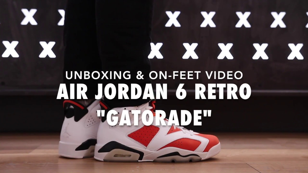big sale ec56e f7fe4 Air Jordan 6 Retro