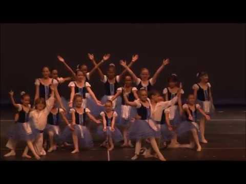 "Leggz Dance Academy Recital 2018 ""Zorba the Greek""  Ballet 1, Monday 5pm, Ballet 2, Monday 6pm"