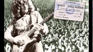 Rory Gallagher ~