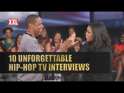 10 Unforgettable Hip-Hop TV Interviews