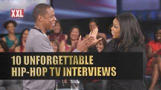 10 Unforgettable Hip-Hop TV Interviews