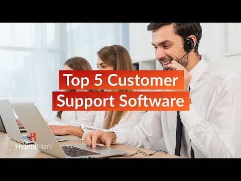 Top 5 Customer Support Software - Customer Support System
