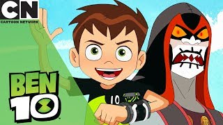 Ben 10 | Best Hex Battles | Cartoon Network